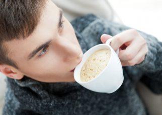 Kawa z krystalicznej wody