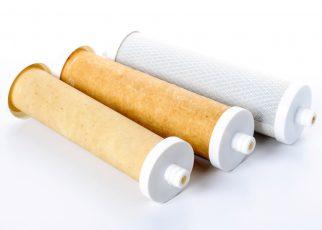 Popularne wkłady filtracyjne